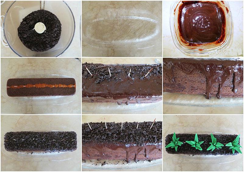 Торт для бабушки своими руками: фото, идеи и мастер классы
