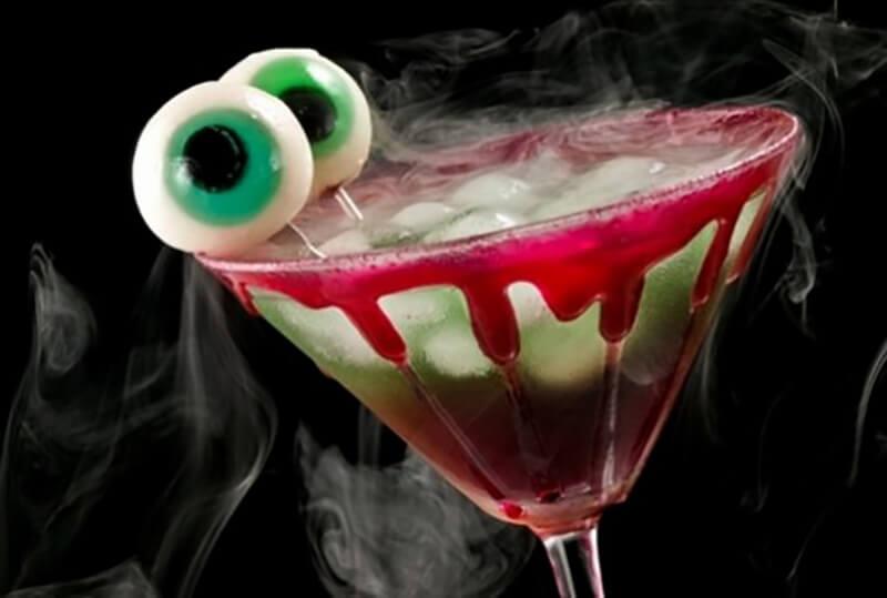 Стол на Хэллоуин: меню на Хэллоуин, идеи и советы