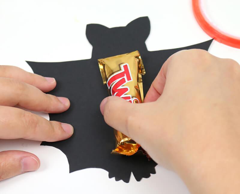 Подарок на Хэллоуин своими руками: шоколад на Хэллоуин в подарок