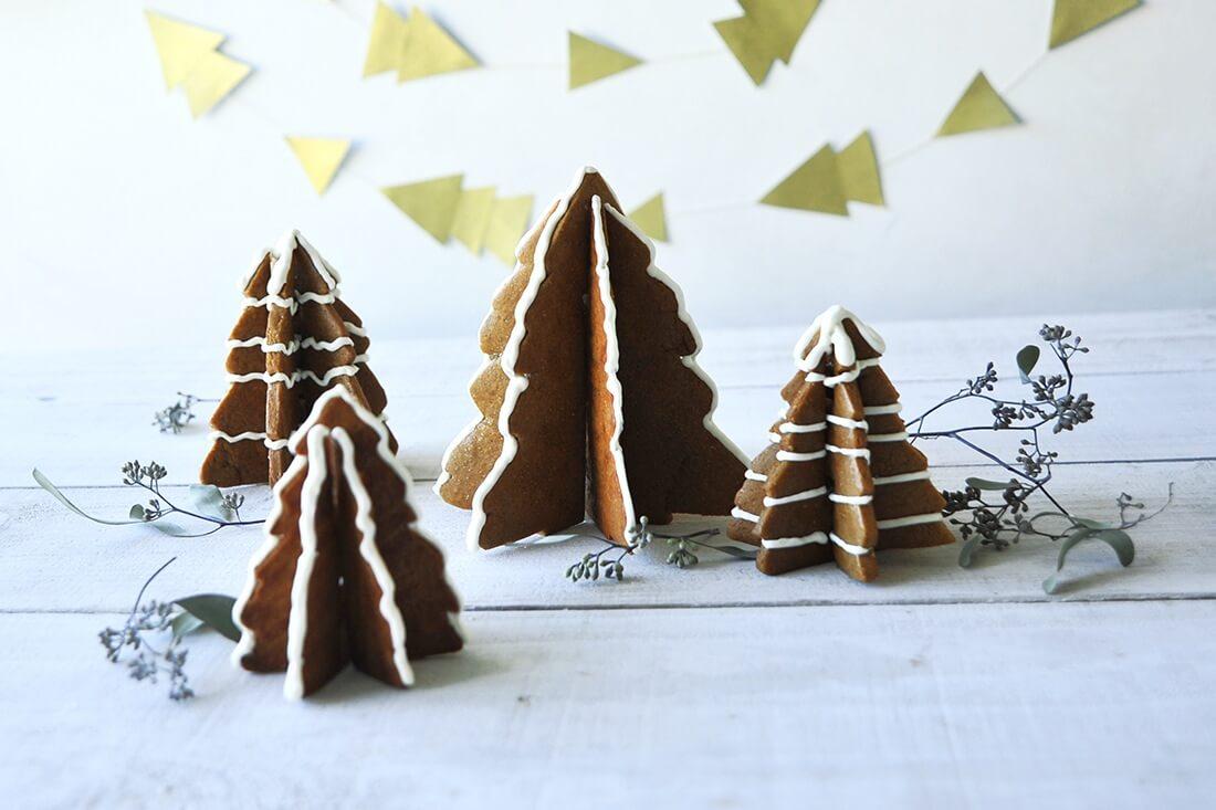 Елка из печенья: новогоднее печенье своими руками