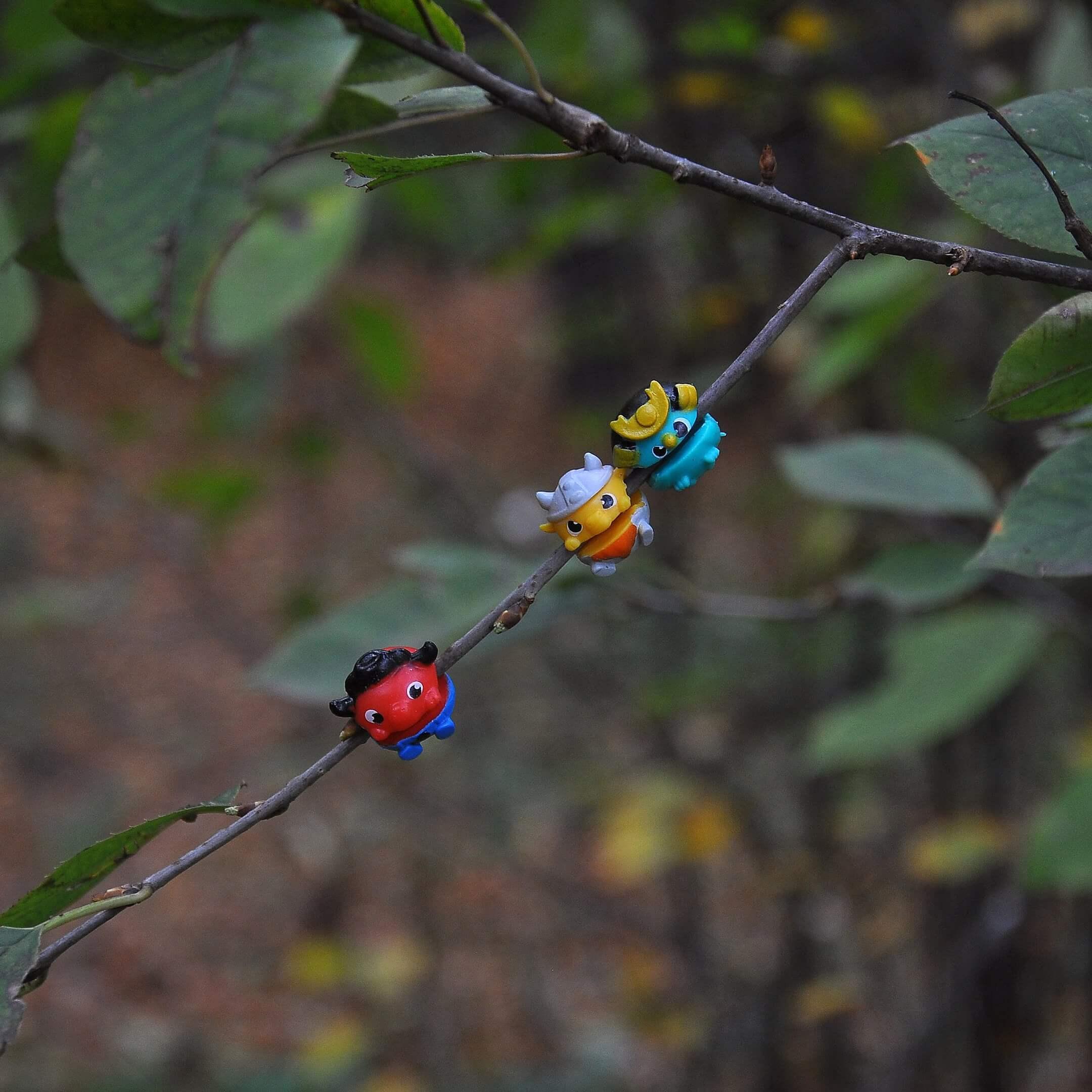 Bbuddieez (биббадиз): зверушки шармики для коллекционирования