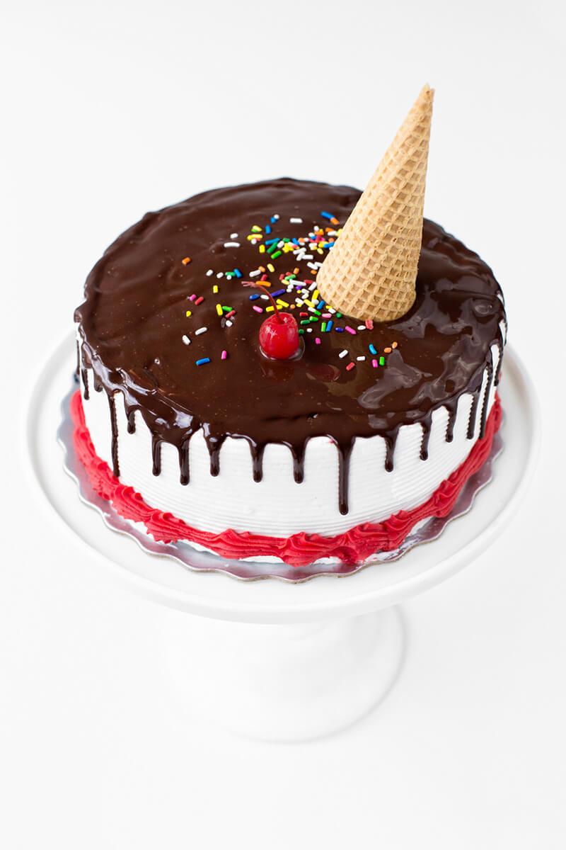 Украшаем торт своими руками шоколадными