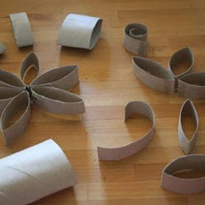 Поделки из туалетного рулона. Что сделать из рулона от туалетной бумаги?