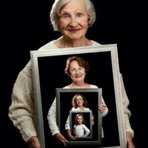 Подарок пожилому человеку. Подарки на День пожилых людей