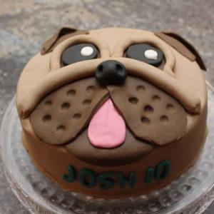 Торт Собачка своими руками. Новогодний торт Собака 2018: фото, идеи и мастер классы