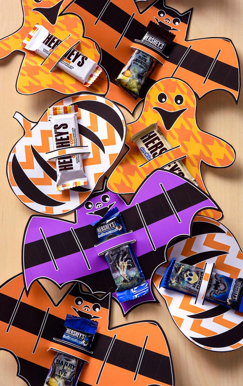 16-11 Подарок на хеллоуин