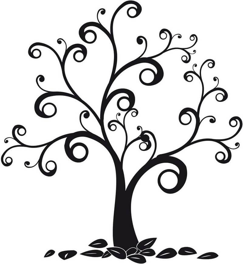 мере картинка узорами дерева полуостров имеет