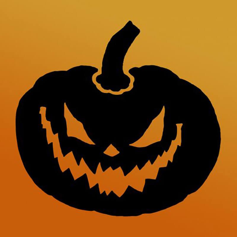 шаблоны картинок на хэллоуин фото