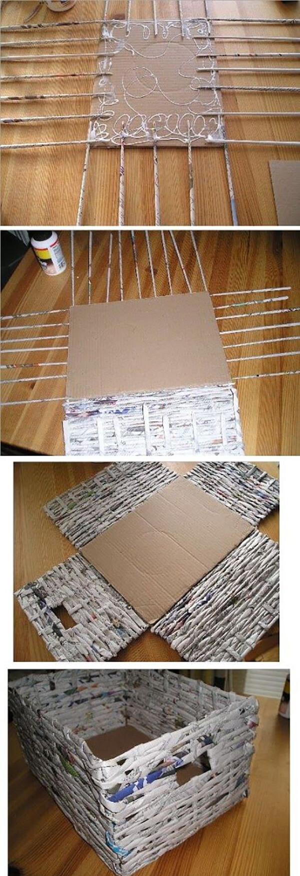 Как сделать деревянный ящики для хранения своими руками фото 510