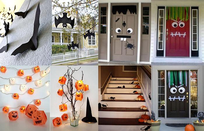 Картинки на хэллоуин чтобы украсить комнату