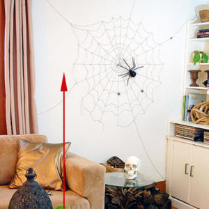 Как украсить комнату на Хэллоуин своими руками?