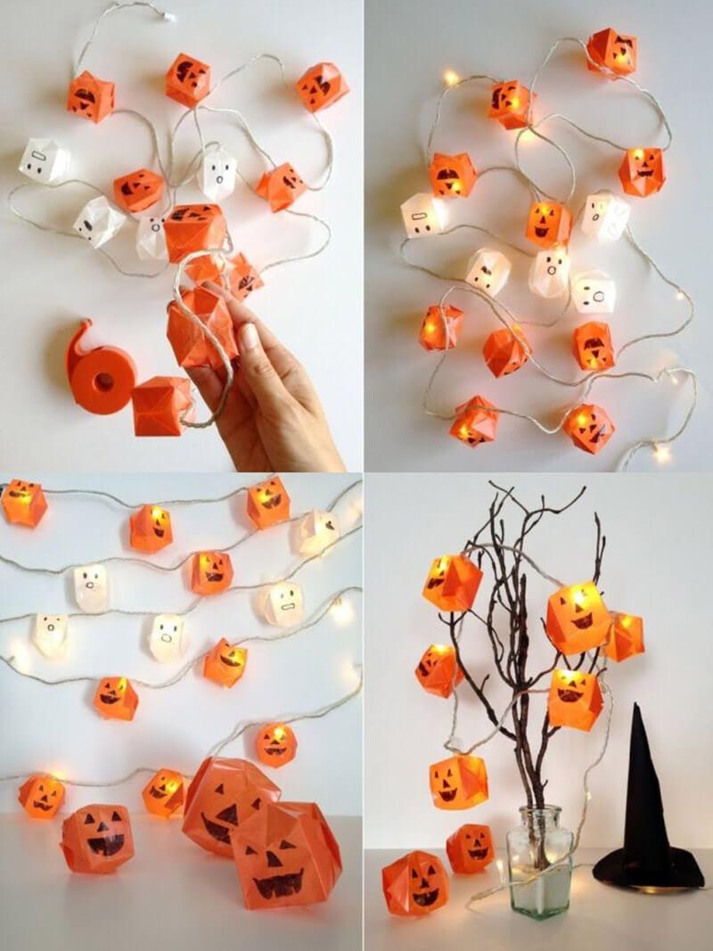 Как украсить к хеллоуину своими руками фото 798