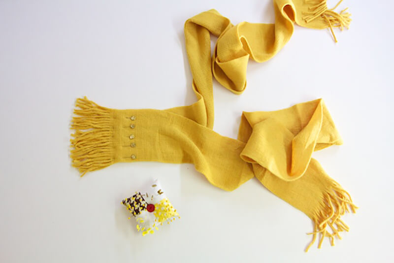Как сделать шарф? Как сделать шарф своими руками?