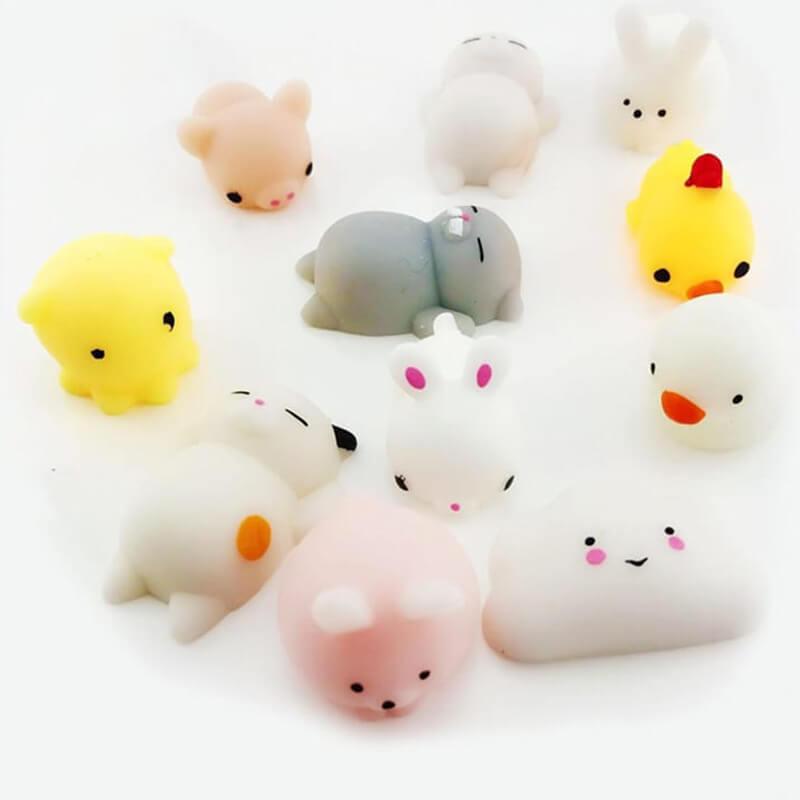 Игрушки антистресс. 20 самых интересных игрушек антистресс