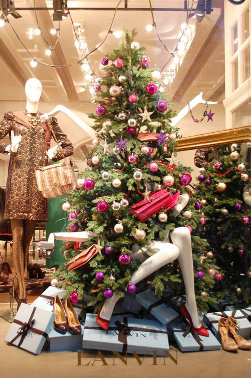 Как украсить магазин к Новому году? Украшаем магазин к Новому году своими руками
