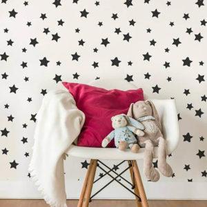 Шаблон Звезды. Звезда трафарет для вырезания
