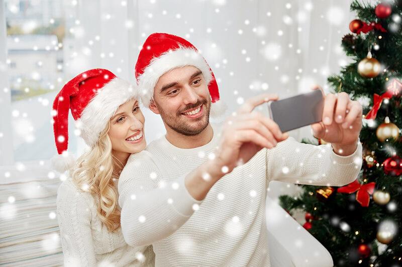 в новогоднюю знакомство