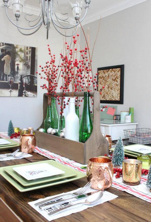 Как украсить стол на Новый год: 10 самых изысканных вариантов украшения интерьера к Новому году