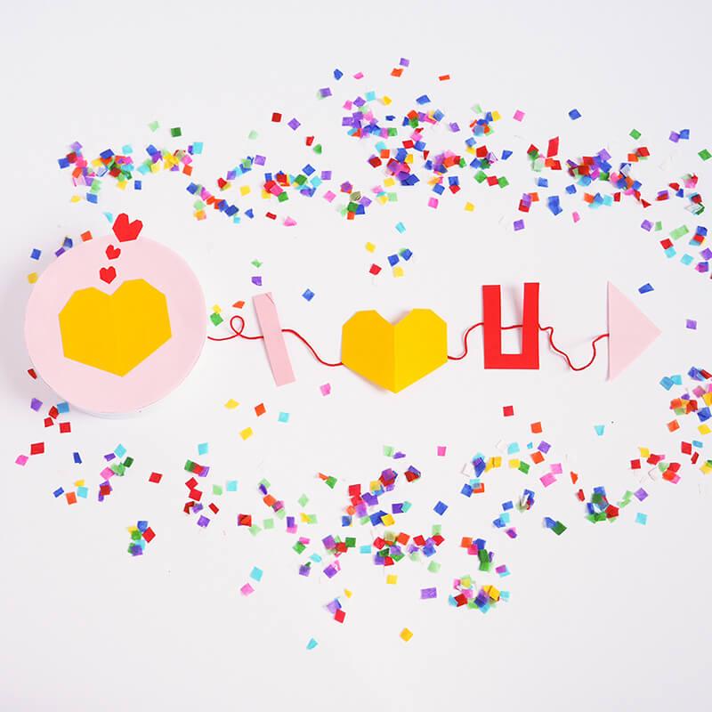 Как упаковать подарок на День Святого Валентина?