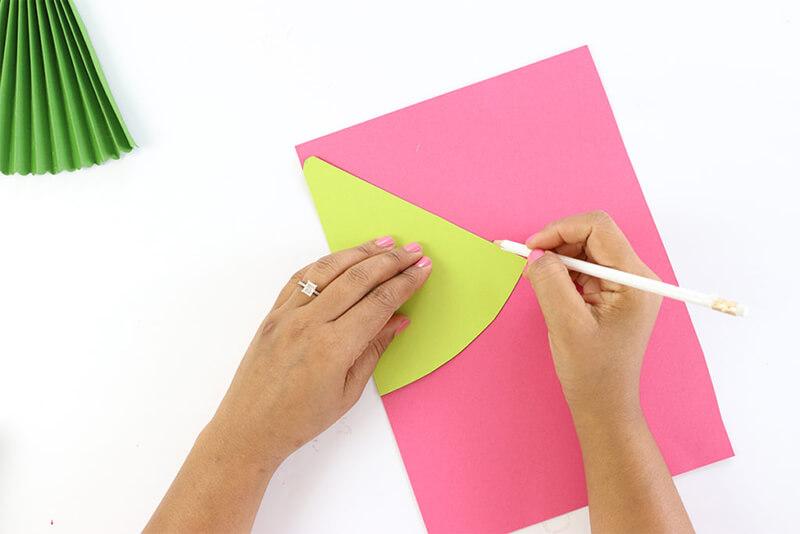 Поделки из бумаги: мандарины, апельсин, лимон и арбуз из бумаги своими руками