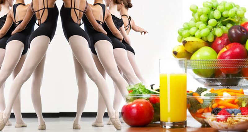 Как худеют балерины или диета для изящных балетных танцовщиц
