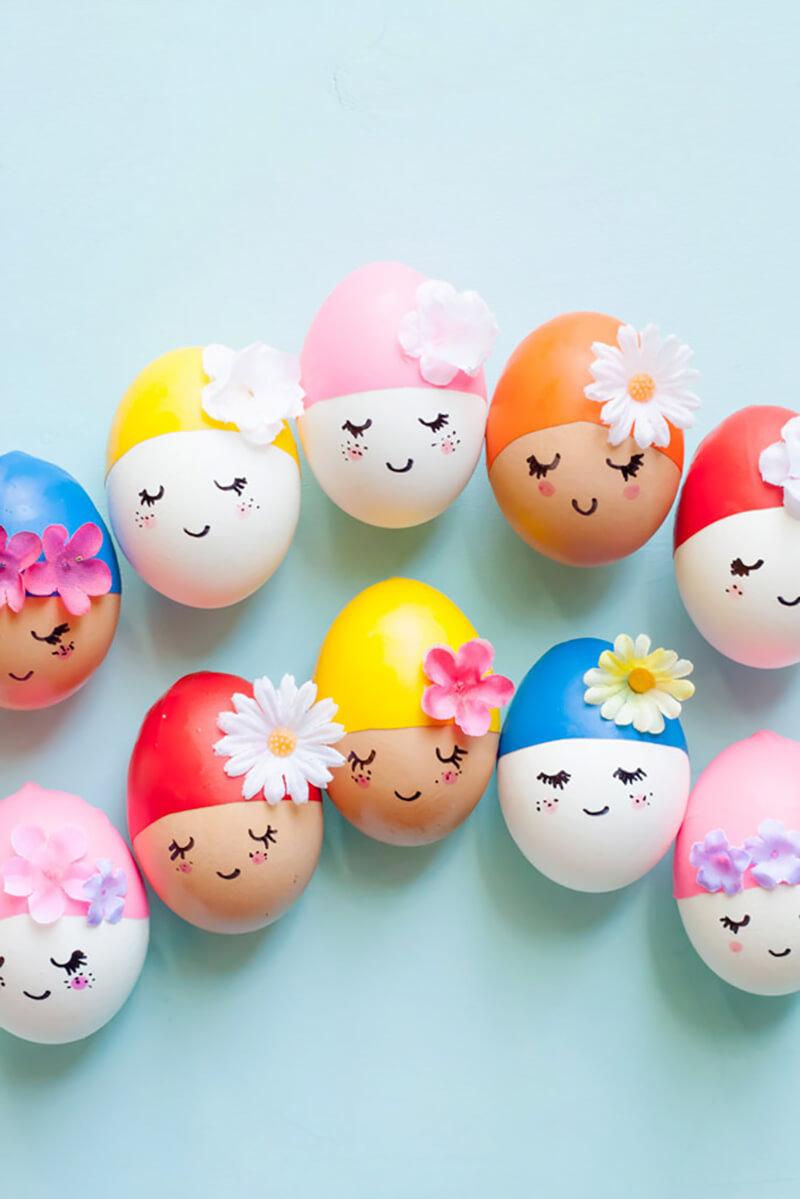 Как украсить яйца? Как украсить пасхальные яйца воздушными шариками?