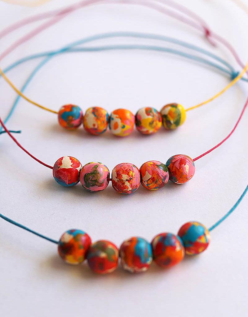 Ожерелье своими руками. Как сделать ожерелье своими руками?