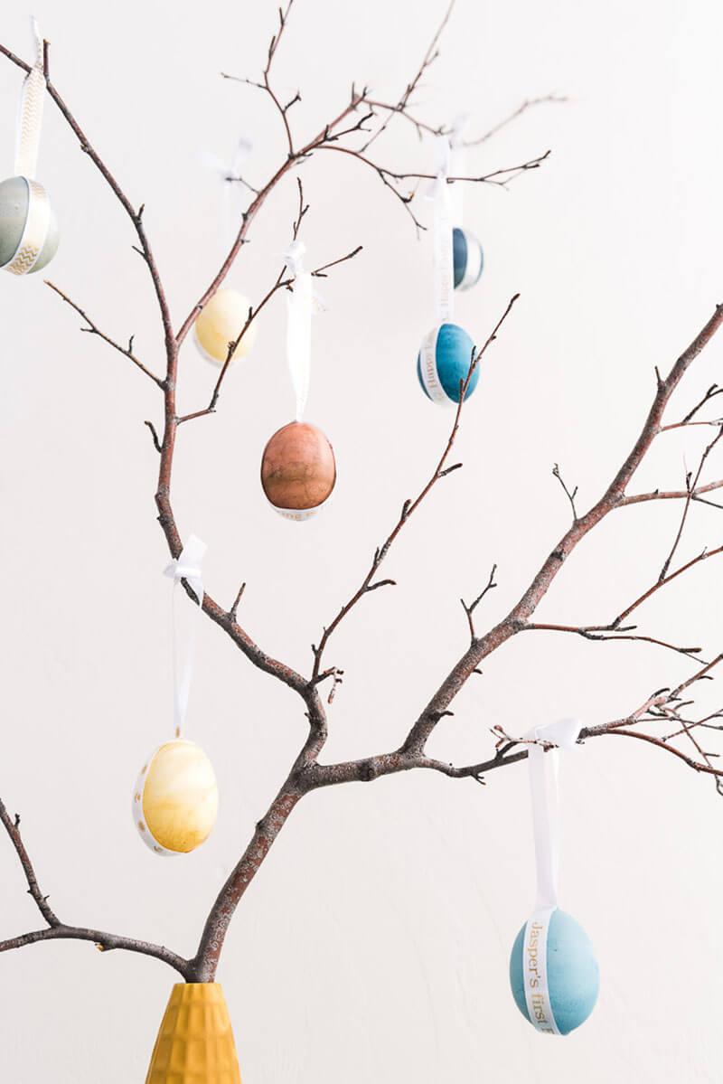 Пасхальное дерево. Пасхальное дерево своими руками