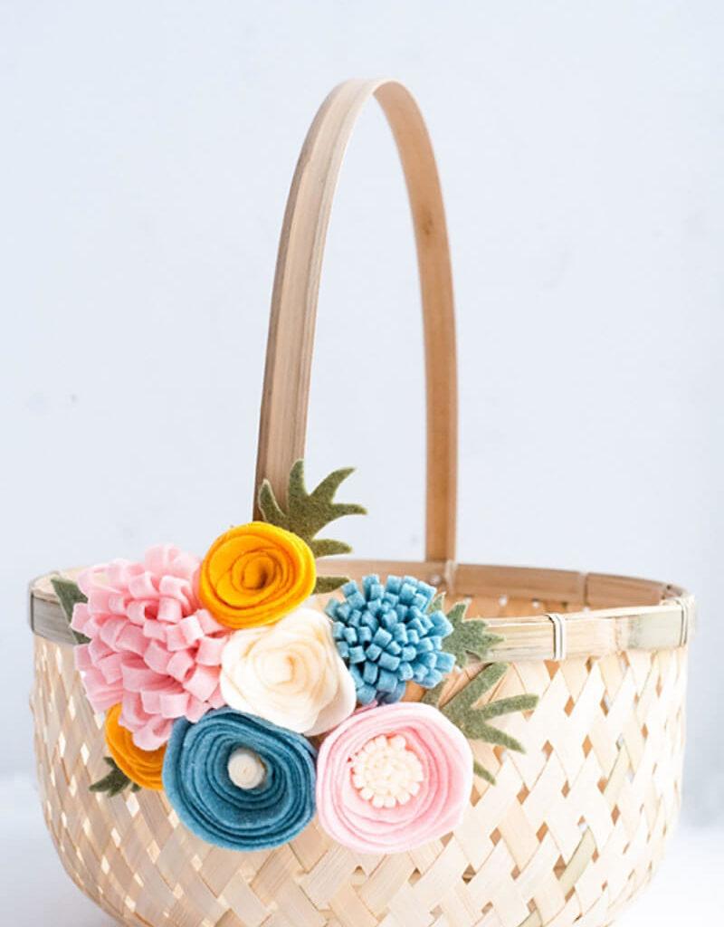 Как украсить корзинку своими руками? Как украсить пасхальную корзинку?