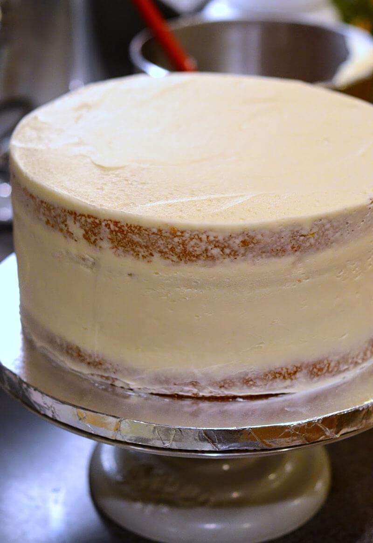 Торт, украшенный лимонами. Как украсить торт лимоном?
