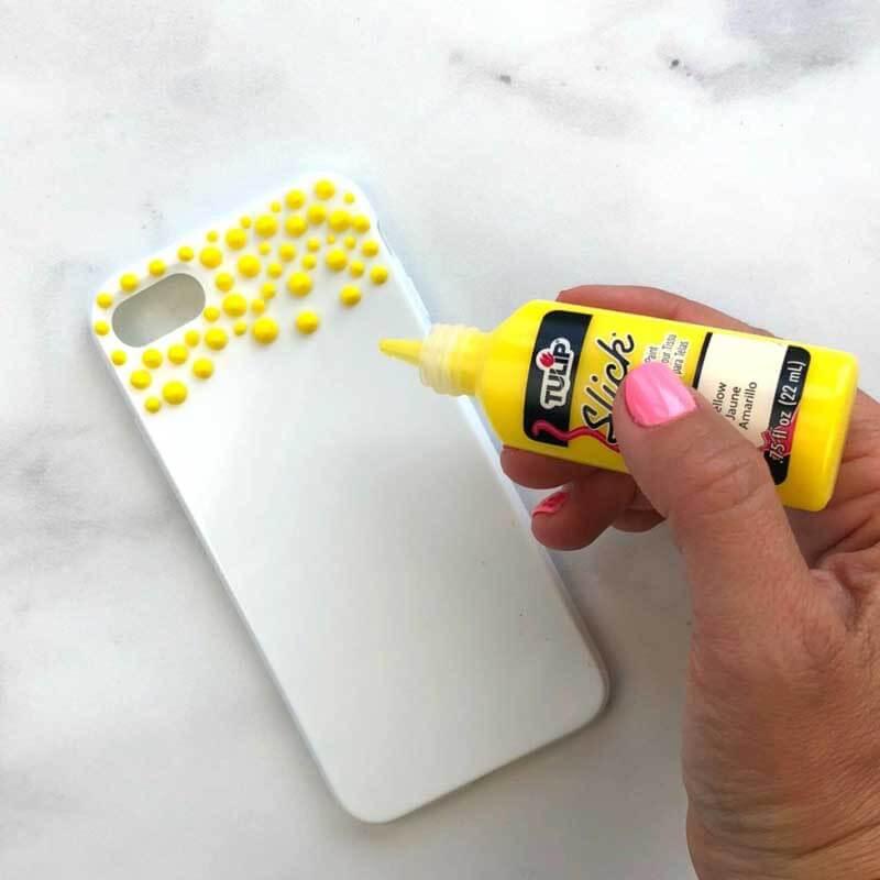 Чехол для телефона своими руками. Как украсить чехол для телефона?