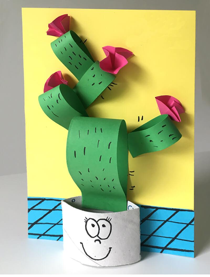 summary krokotak paper cactus