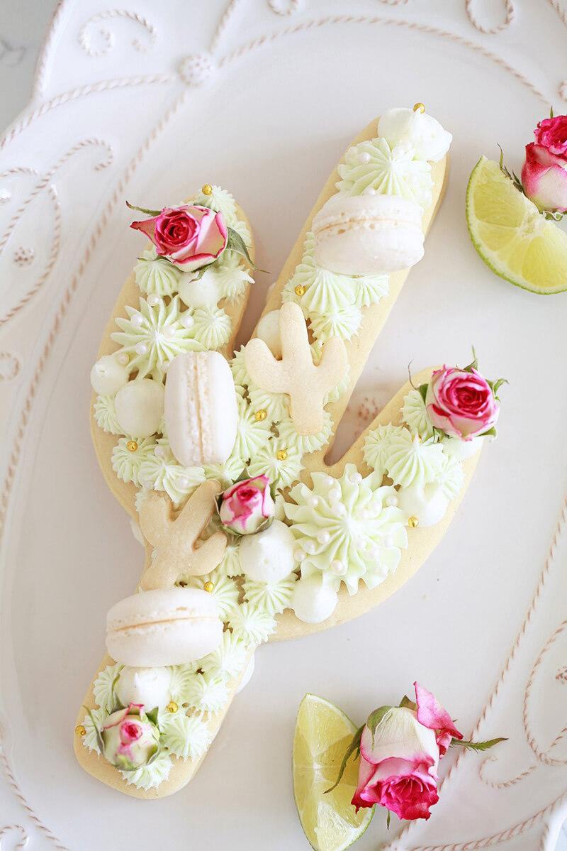 Торт Кактус. Как украсить торт в виде кактуса своими руками?