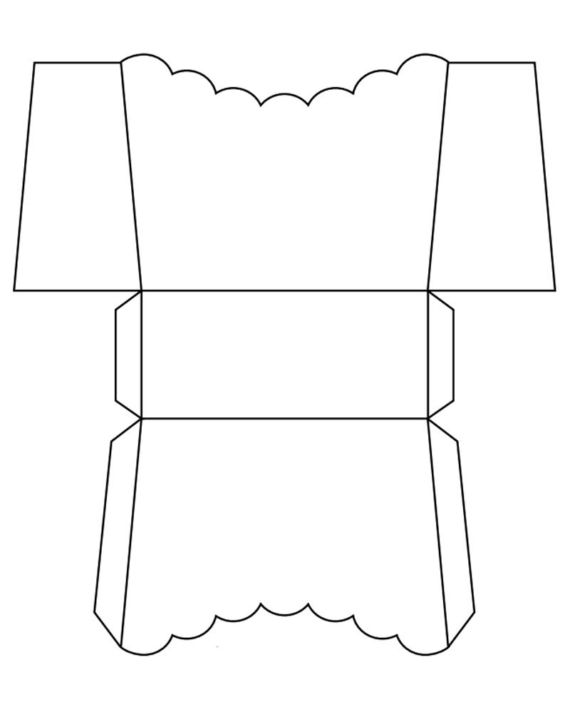 f714736c99b2 Итак, первым делом необходимо распечатать готовые шаблоны деталей бумажной  сумочки. Вырежьте шаблоны и перенесите их на плотную декоративную бумагу  или ...