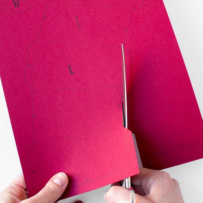 Ваза из бумаги. Как сделать вазу из бумаги своими руками?