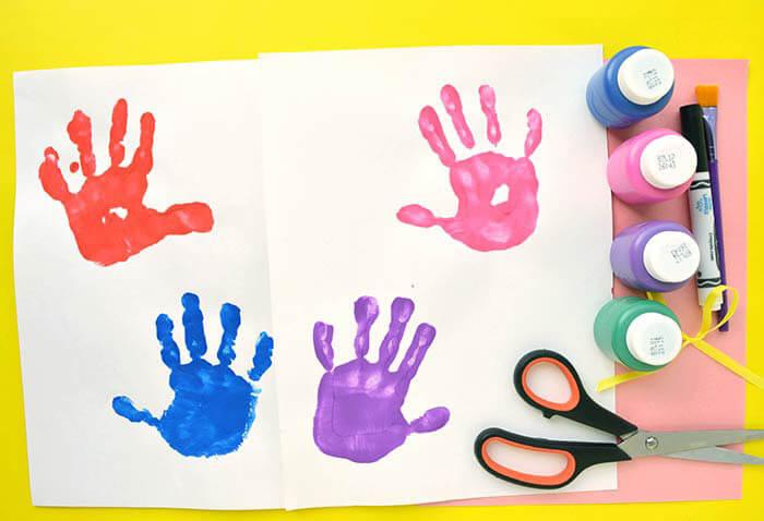 Поделки ко Дню Матери для 1 класса и детского сада