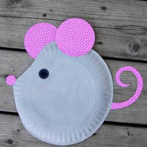 Мышка своими руками. Поделка Мышка