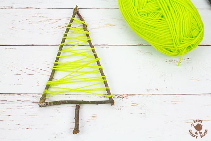 Елка из веток своими руками. Как сделать новогоднюю елку?