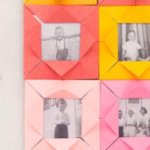 Рамка для фото своими руками. Как сделать рамку для фото из бумаги?