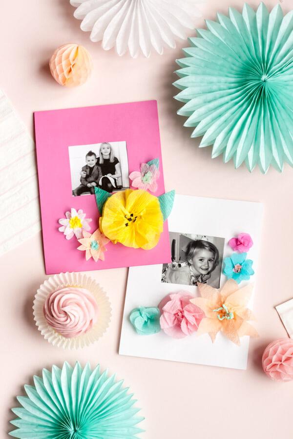 Как сделать фотоальбом своими руками в подарок маме?