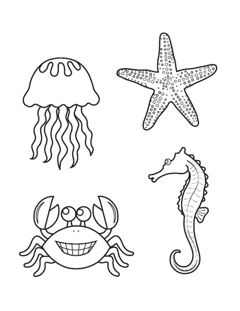 Диорама своими руками для детей на тему море, аквариум, рыбки