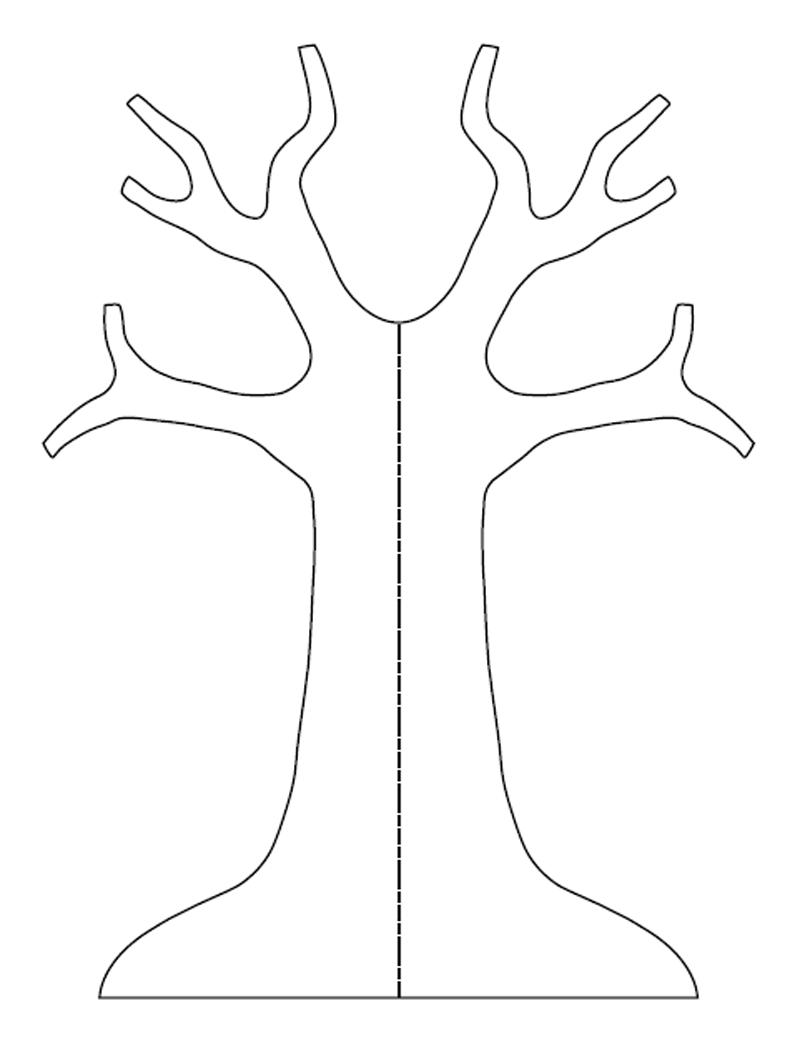 Дерево из бумаги. Как сделать дерево из бумаги своими руками?
