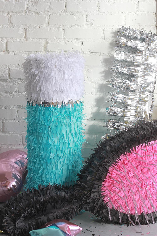 Оформление салона красоты/парикмахерской. Как сделать пиньяту?
