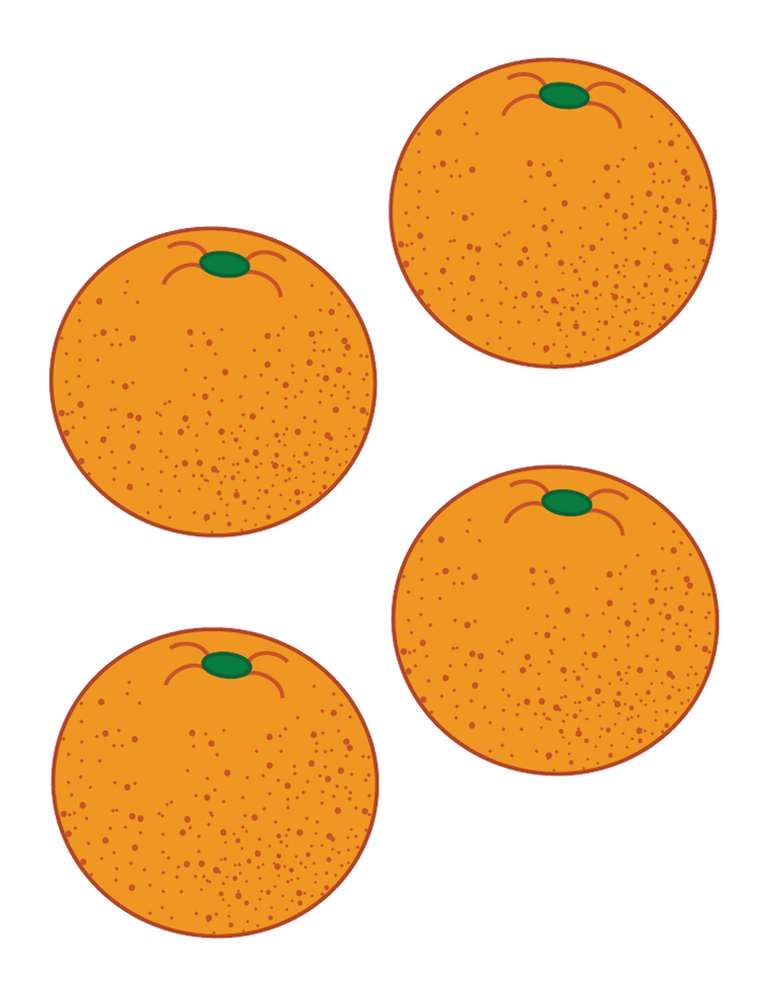 Аппликация в старшей группе на тему Блюдо с фруктами и ягодами