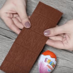 Бык из конфет. Символ 2021 года своими руками