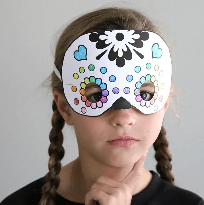 сделать свою маску
