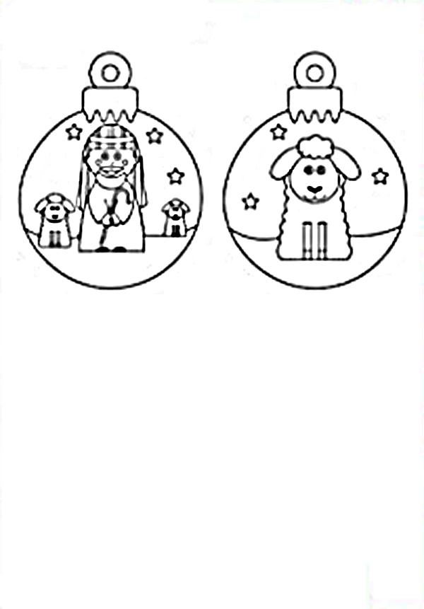 Рождественские поделки для детей своими руками