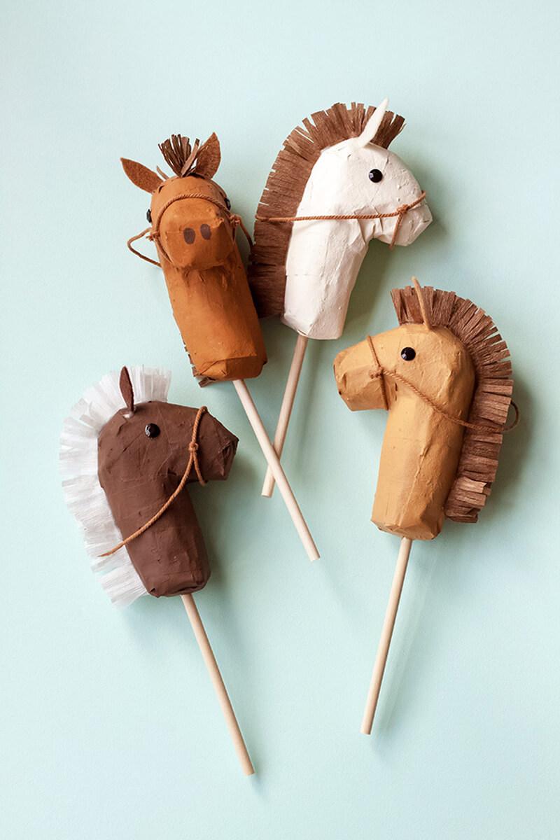 Пиньята своими руками. Пиньята Лошадь/Лошадка своими руками