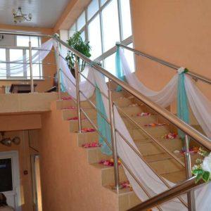 Украшение лестницы в детском саду своими руками