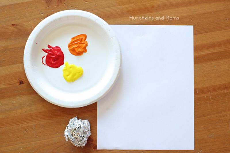 Рисунок Осень для первого класса нарисовать (мастер класс)